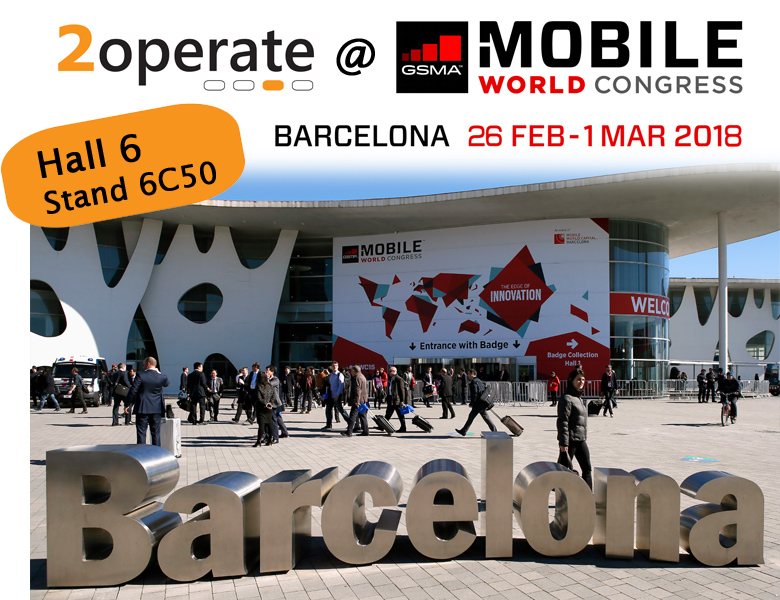 Meet 2operate at MWC18